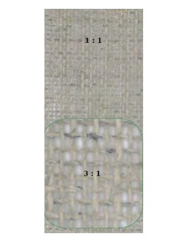 Toile de lin 100% art. 2297,170gr/m²...