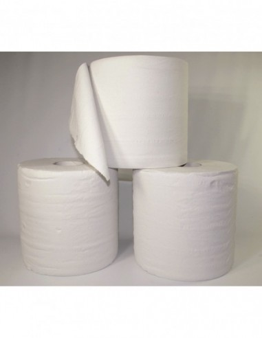 Bobine papier pure cellulose - 800...