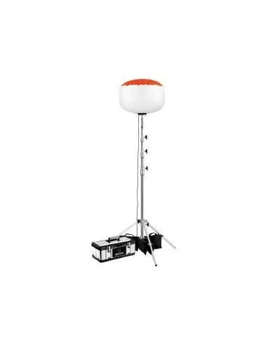 Lampe ballon éclairant autonome à LED...